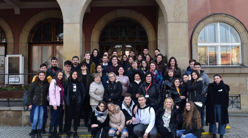 Závěrečné setkání v rámci projektu ERASMUS+ na Střední škole Baltaci